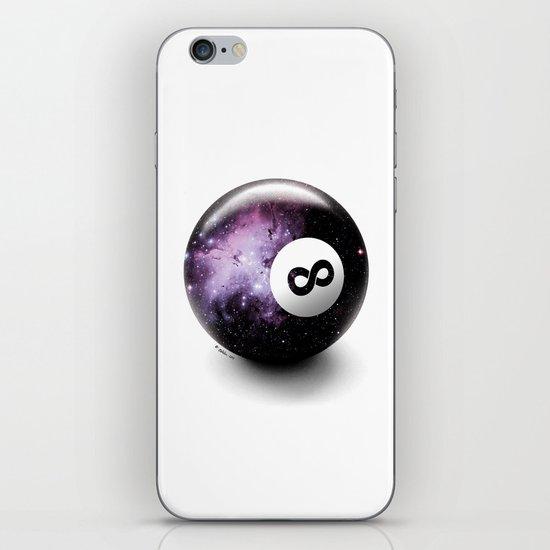 Infinity Shot iPhone & iPod Skin