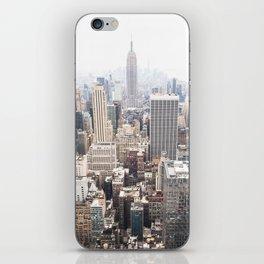 Concrete Jungle iPhone Skin