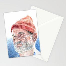 LifeAquatic  Stationery Cards