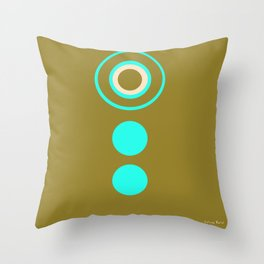 Turks and Caicos 07 (limited edition 30/30) Throw Pillow