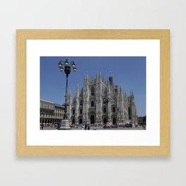 Milan, Italy 米蘭  Framed Art Print