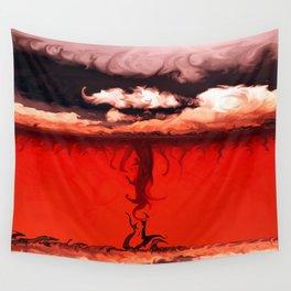 Mars Wall Tapestry