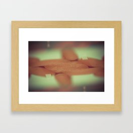 Headache on Hallucinogens Framed Art Print