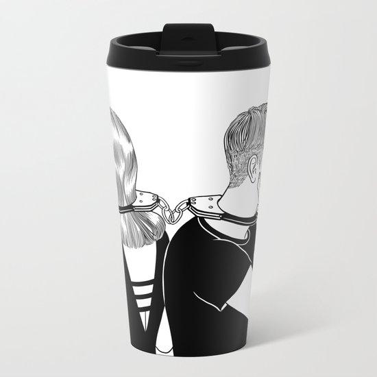 Obsession Metal Travel Mug