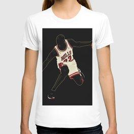 Air Jordan 1's Graphic Design Poster and Art Print T-shirt