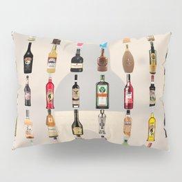 Liqueurs Pillow Sham