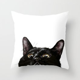 What's Up, Buddy Throw Pillow