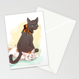 Germouser and Itabby Stationery Cards