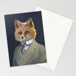 FOX FRIEND, by Frank-Joseph Stationery Cards