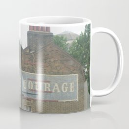 Take Courage Coffee Mug