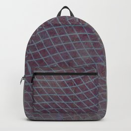 Purple and Mint Backpack