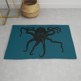 From the Deep - Octopus by Seasons K Designs Rug