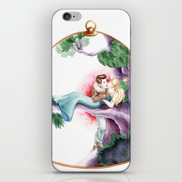 Sleeping Beauty, Cage iPhone Skin