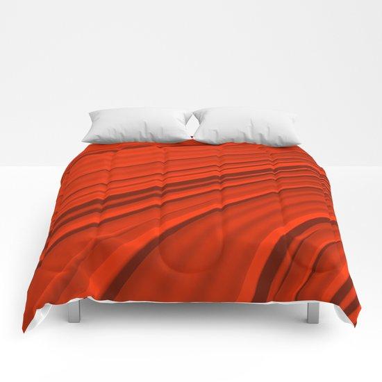 Renaissance Red Comforters