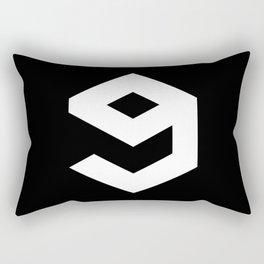 9 gag Rectangular Pillow