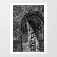 Through The Portal Art Print