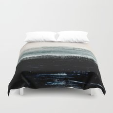 abstract minimalist landscape 3 Duvet Cover