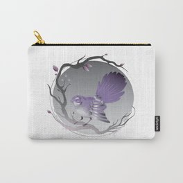 Moonlight Fantail Carry-All Pouch