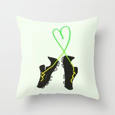 Portland Timbers: No Pity in the Rose City Throw Pillow
