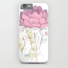 There's a Feeling In My Chest That Wants to Glide Like Leaves, and Set Like Fires 2/2 iPhone 6s Slim Case