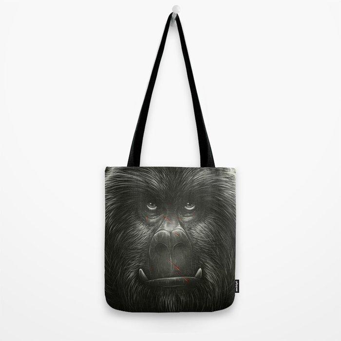 Kong Tote Bag