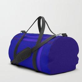 Cobalt blue Duffle Bag