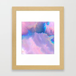 Chapters Framed Art Print