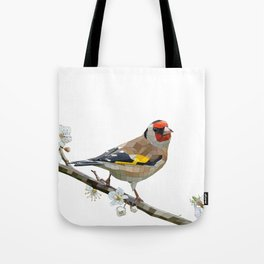The Goldfinch Tote Bag