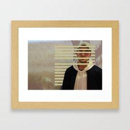 Identity Crisis pt.2 Framed Art Print