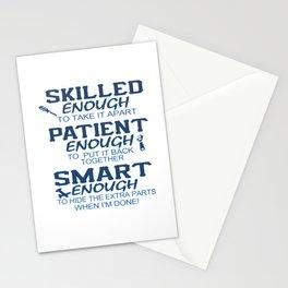 Awesome Mechanic Stationery Cards