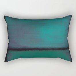 Rothko Inspired #8 Rectangular Pillow