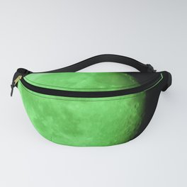 Green Moon of Envy Fanny Pack