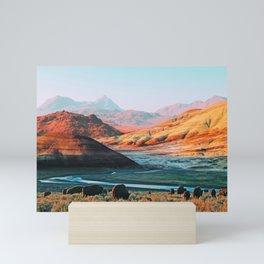 Mars Moos Mini Art Print