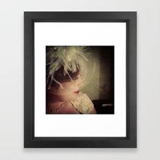 nadz Framed Art Print