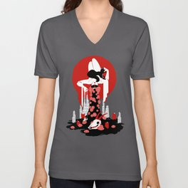 Levitation Spell Unisex V-Neck