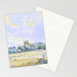 12,000pixel-500dpi - Myles Birket Foster - Spring time - Digital Remastered Edition Stationery Cards
