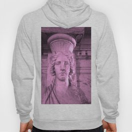 Classical Lady Pink Hoody