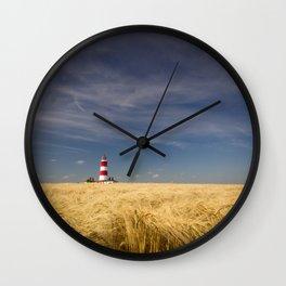 Happisburgh Lighthouse Wall Clock