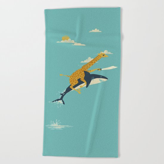 Onward! Beach Towel