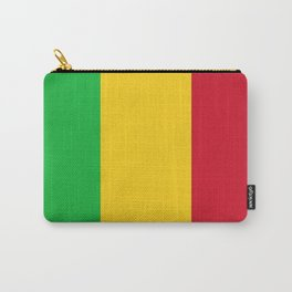 Mali Flag Carry-All Pouch
