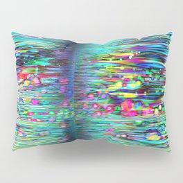 Stretching Bubbles Pillow Sham