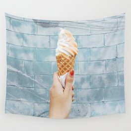 Cone A Day Challenge #7 Wall Tapestry