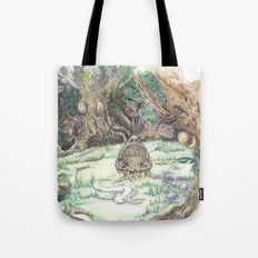 RHX Forest Logo Tote Bag