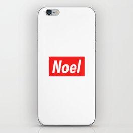 Noel Gallagher iPhone Skin