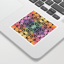 Summer flowering Sticker