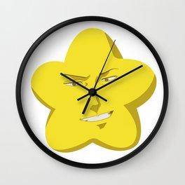 Hoshi (Star) Wall Clock