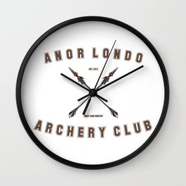 anor londo Wall Clock