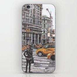 New York I Love You iPhone Skin