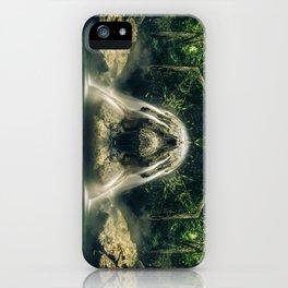 Kaleidoscape: Finca Paraíso iPhone Case
