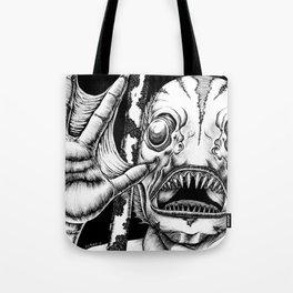 Deep One Tote Bag